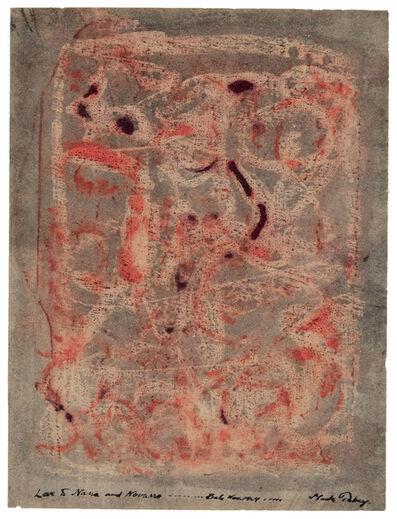 Mark Tobey, 'Untitled', 1964