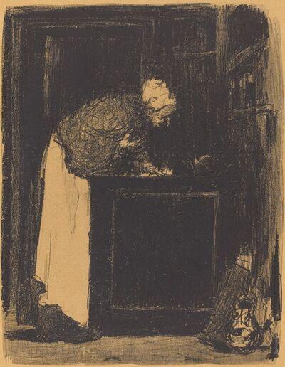 Édouard Vuillard, 'Old Woman at a Stove (Vielle Femme au Fourneau)', 1893