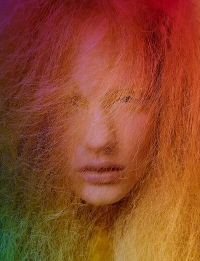 Carli Hermès, 'Beautiful Red', 2012