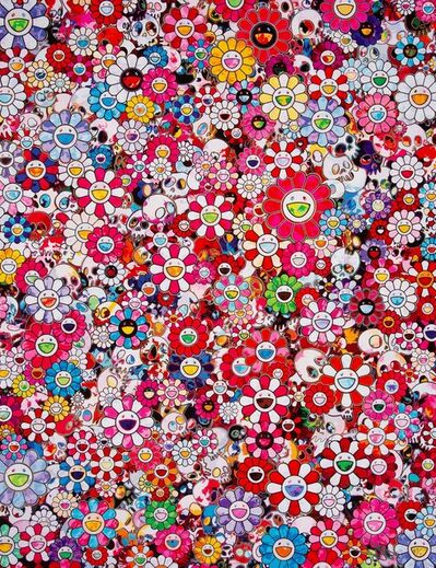 Takashi Murakami, 'Circus: Embrace Peace and Darkness within Thy Heart', 2013