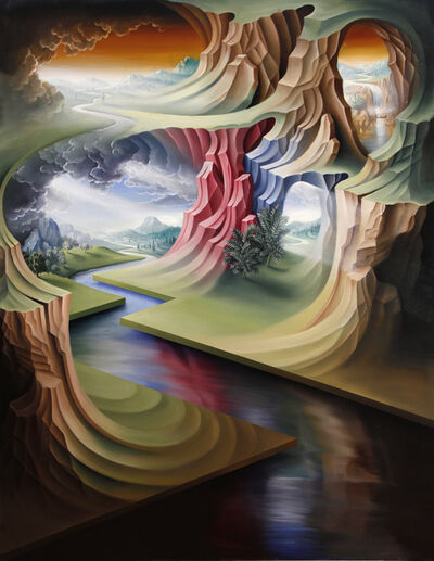 Peter Daverington, 'Akkadian Landscape', 2016