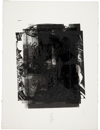 Andy Warhol, 'Untitled (See F. & S. II.120)', 1974