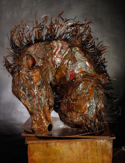 Daniel Oropeza, 'Horse Head', 2015