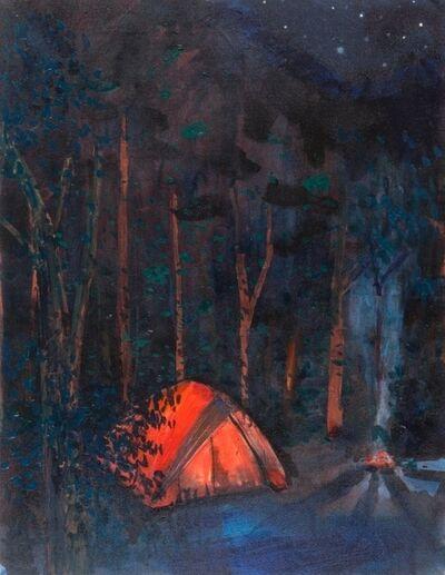Ezra Johnson, 'Tenda Rossa-Campsite', 2007