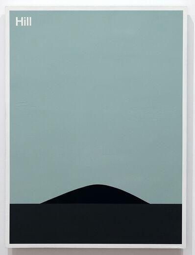Julian Montague, 'Hill', 2016