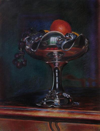 Mary Pratt, 'Fruit Bowl in a Dark Room', 1995