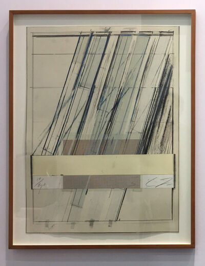 Cy Twombly, 'Untitled,', 1973
