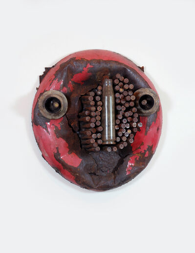 Gonçalo Mabunda, 'Untitled', 2014