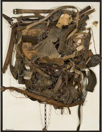 Nancy Grossman, 'Purple Glass', 1966