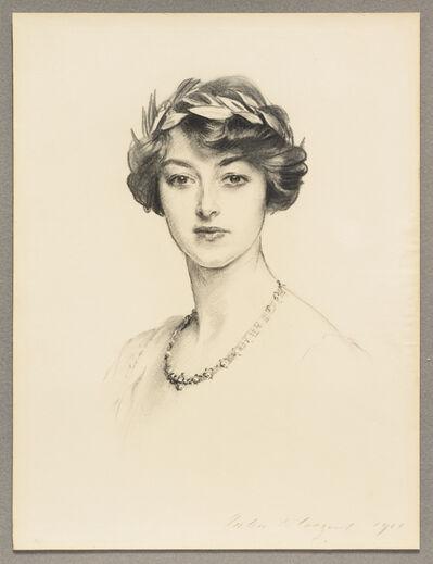 John Singer Sargent, 'Portrait of Mrs. Gilbert Russell', 1911