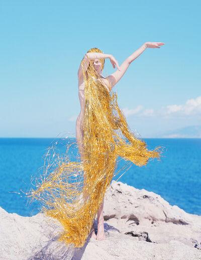 Uldus Bakhtiozina, 'Golden fish', 2015
