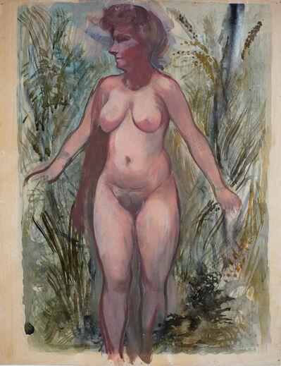 George Grosz, 'Nackte, Cape Cod (Female Nude, Cape Cod) ', 1940