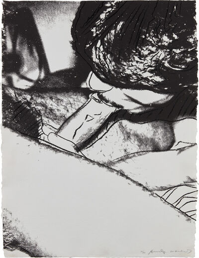 Andy Warhol, 'Fellatio', 1978