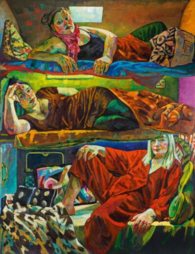 Xenia Hausner, 'Orient Express', 2000