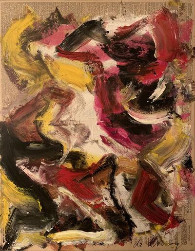 Willem de Kooning, 'Untitled', 1971