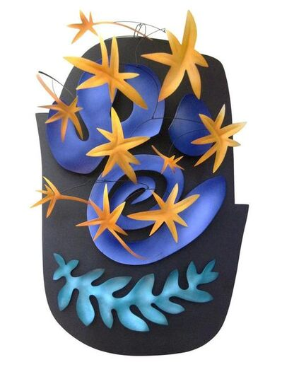 Mark Davis, 'Starry Night', 2020