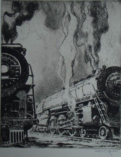 Otto Kuhler, 'Giants on Call', ca. 1930