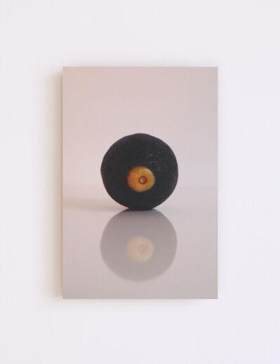 Amanda Wachob, 'Holes (tattooed lemon)', 2015