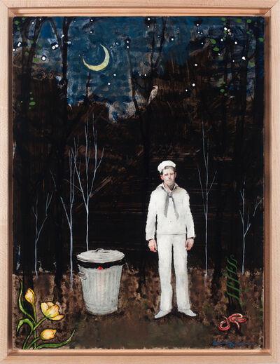 Joel Sager, 'Landlocked Sailor ', 2019