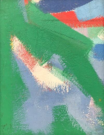 Carl Holty, 'Untitled (Abstraction)', ca. 1950s