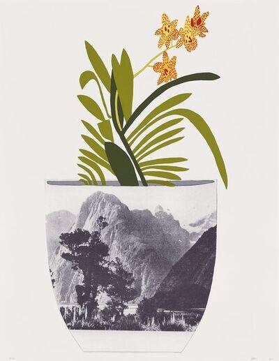 Jonas Wood, 'Untitled (Yellow)', 2014