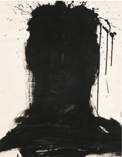 Richard Hambleton, 'Shadow Head', 1982-1995