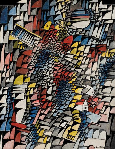 José Gurvich, 'Formas Geométricas en colores Puros', 1972