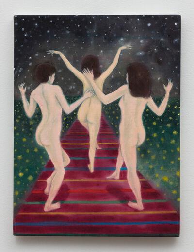 Max Maslansky, 'Three Dancers', 2019