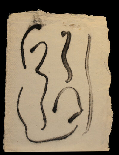 Manisha Parekh, 'Untitled (Calligraphic 24)', 1994
