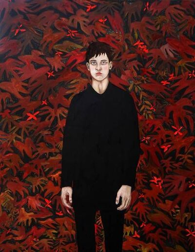 Ramonn Vieitez, 'For a Long While the Boy Walked in Silence', 2014