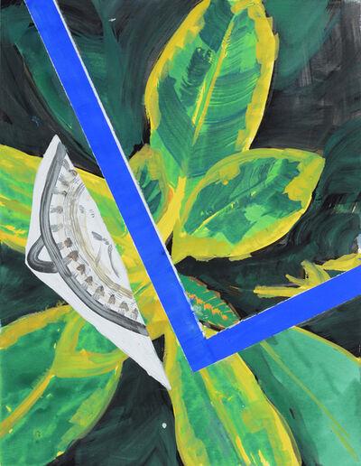 Marjolijn De Wit, 'Gouaches #13', 2019