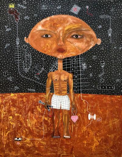 Henri Abraham Univers, 'Petit Mossi (Chasseur de Coeurs)', 2019