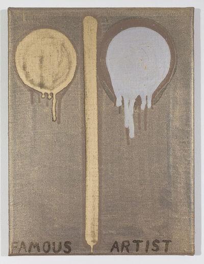 Joshua Abelow, 'Famous Artist', 2013