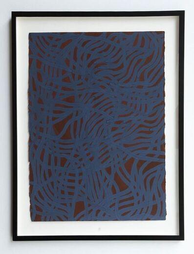 Sol LeWitt, 'Irregular Grid', 2001