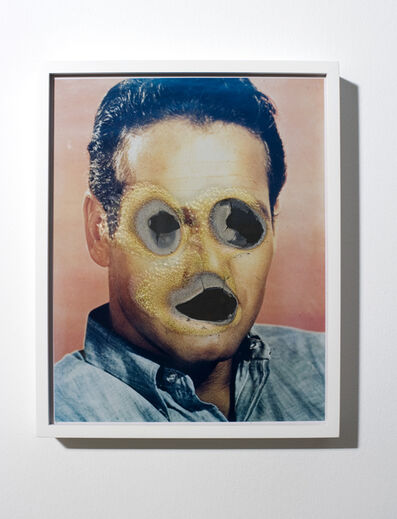 Douglas Gordon, 'Self Portrait of You and Me (Paul Newman)', 2010