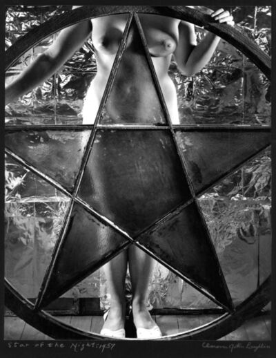 Clarence John Laughlin, 'Star of the Night', 1957