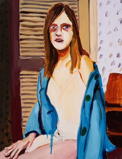 Jenni Hiltunen, 'Blue Jacket', 2019