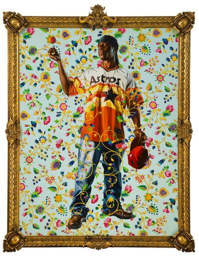 Kehinde Wiley, 'Philip the Fair', 2006