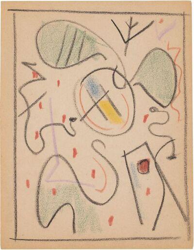 Esteban Lisa, 'Acto espacial', ca. 1955