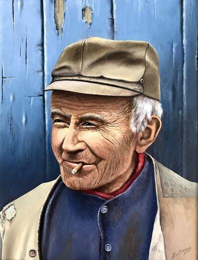Rob van Assen, 'Old dutch farmer', 2018