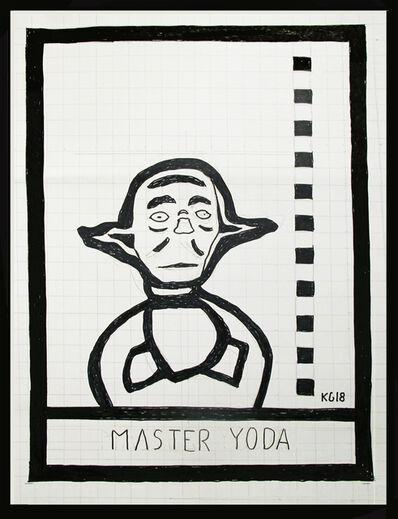 Ken Grimes, 'Master Yoda', 2018