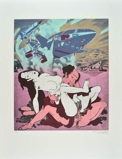 Erró, 'Made in Japan V', 1970-1980