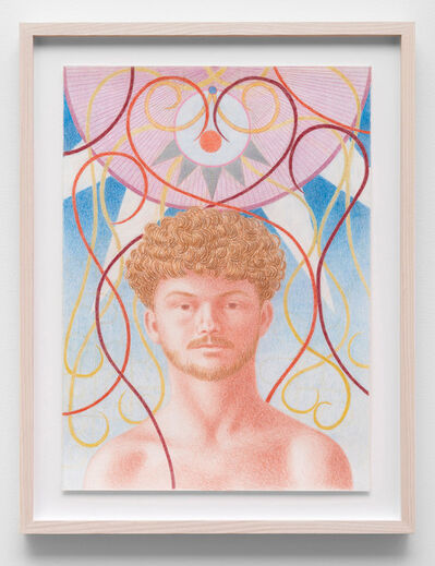 Elijah Burgher, 'Bright Phoebus', 2020