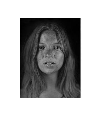 Chuck Close, 'Untitled (Kate #18)', 2009