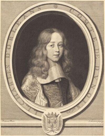 Robert Nanteuil, 'Charles d'Orléans-Longueville, Comte de Dunois', 1660