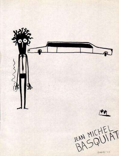 Fausto Gilberti, 'Basquiat limousine', 2016