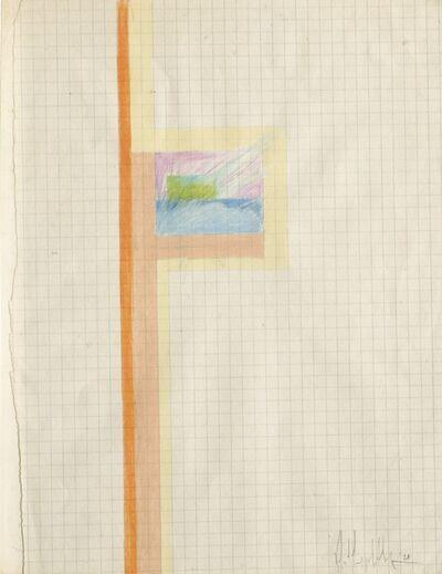 Robert Mapplethorpe, 'Untitled (Art School Drawing)', 1968