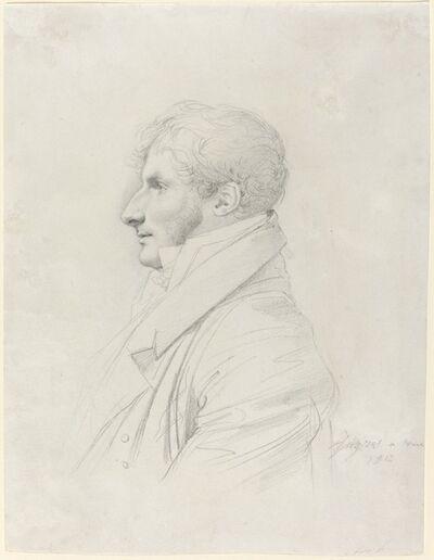 Jean-Auguste-Dominique Ingres, 'Philippe Mengin de Bionval', 1812