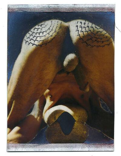 Francisco Toledo, 'Autorretrato 93', 1995