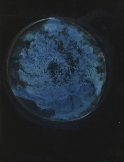 Joan Fitzsimmons, ' Blue Moon.216', 2017